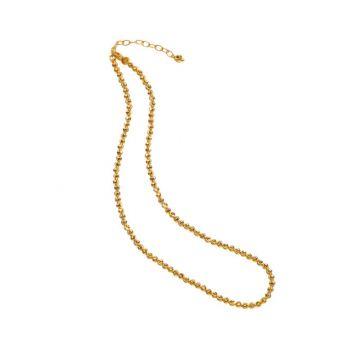 Officina Bernardi Sterling Silver Moon Necklace